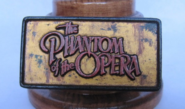 Phantom of the Opéra 1/4.