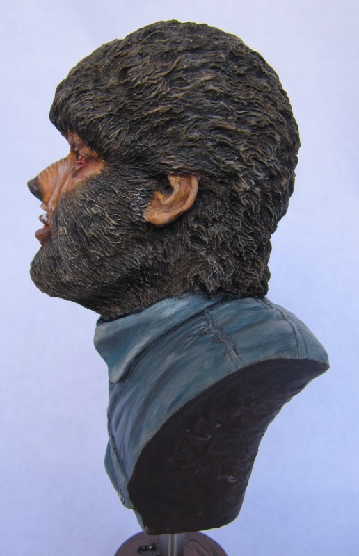 Buste Wolfman 1/4.