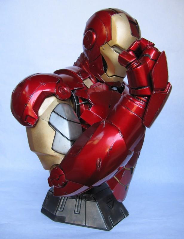 Buste Iron Man 1/2.