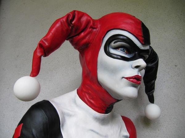 Buste Harley Quinn 1/1.