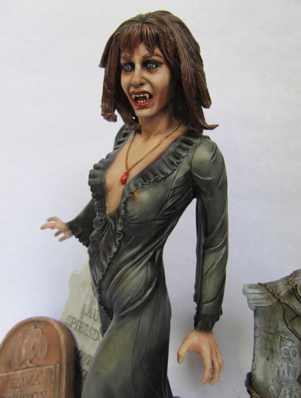 Diorama Ingrid Pitt 1/6.