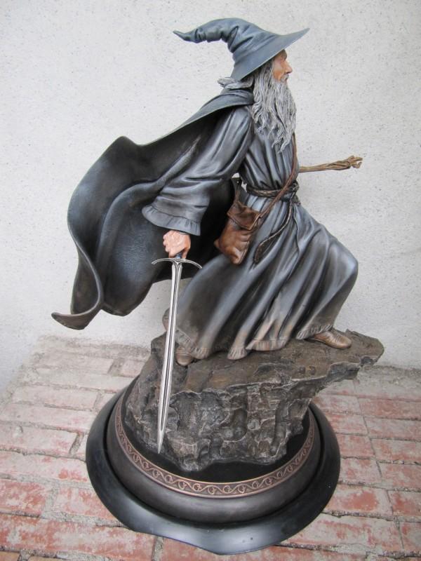 Statue Gandalf 1/6.