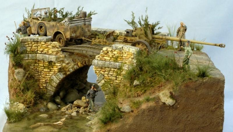 Repli sur la Seine: Normandie 1944.