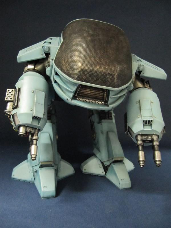 ED209 Robocop.
