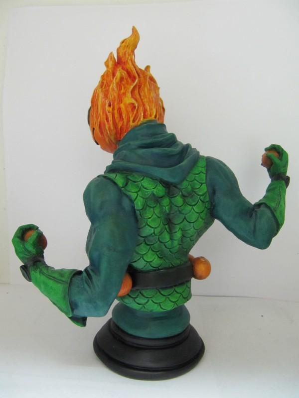 Buste Jack o' Lantern 1/6.