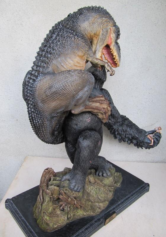 King Kong Vs T.Rex Weta.