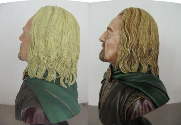 Buste Théoden.