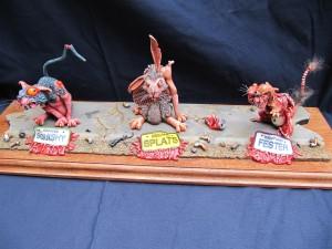 Animaux Zombies
