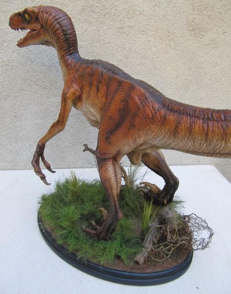 Vélociraptor Jurassic Park.
