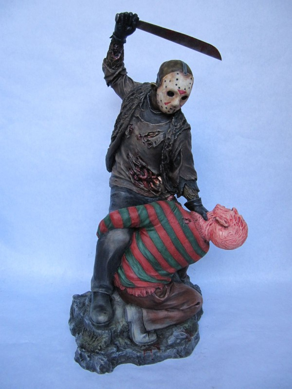 Freddy Vs Jason 1/6.