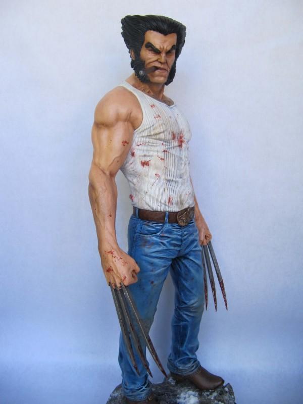 Statue Wolverine 1/4.