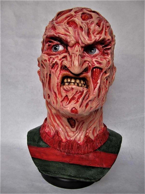 Freddy Krueger buste 1/1.
