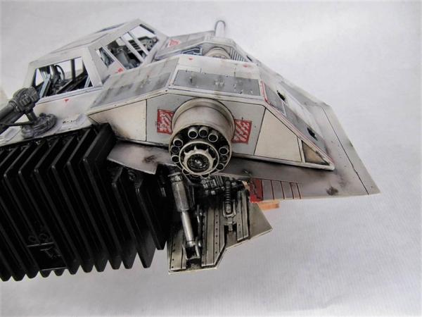 Snowspeeder.
