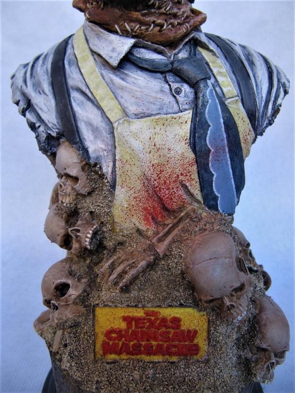 The Texas Chainsaw Massacre.