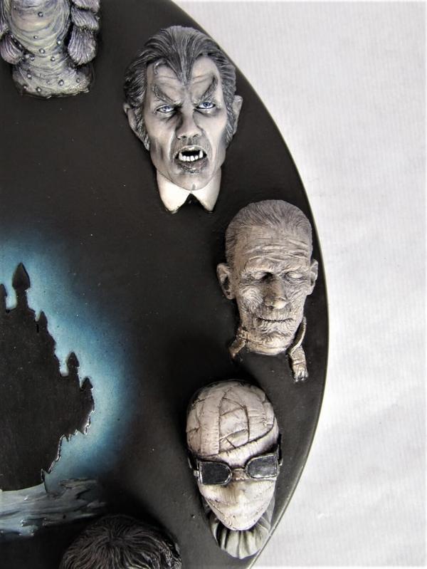 pendule monsters
