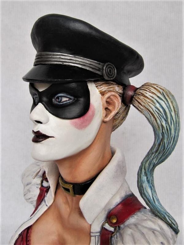 Buste Harley Quinn