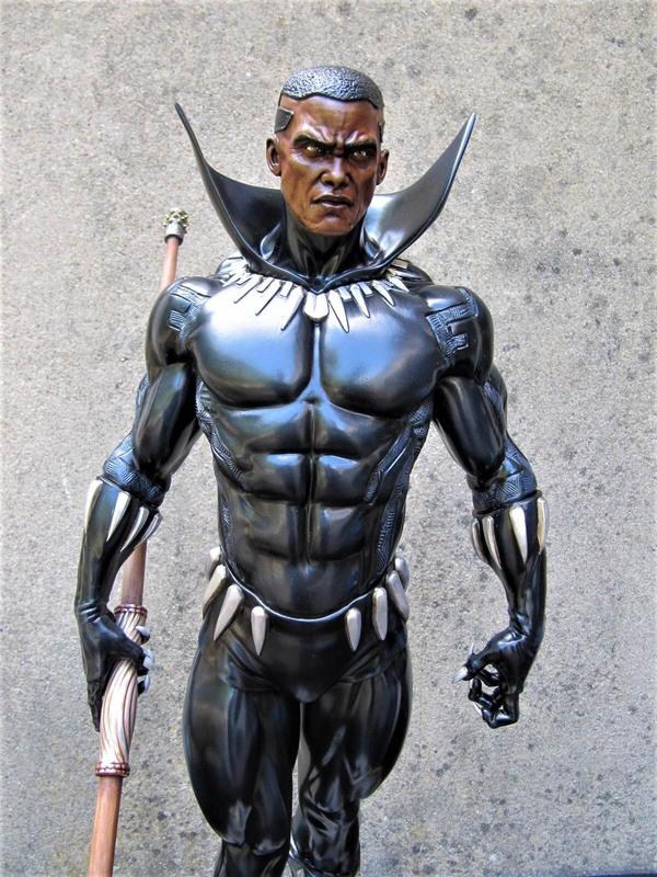 Black Panther 1/4.
