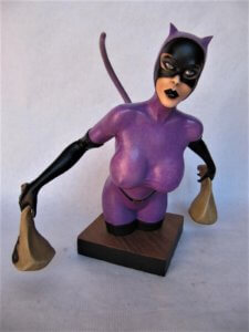 Buste Catwoman 1/6.