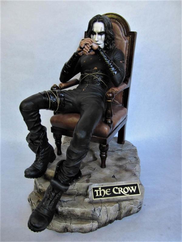 The Crow 1/4.